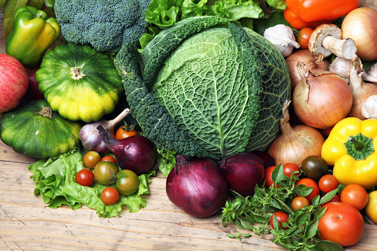 Jigsaw Puzzle Solve jigsaw puzzles online - Vegetables