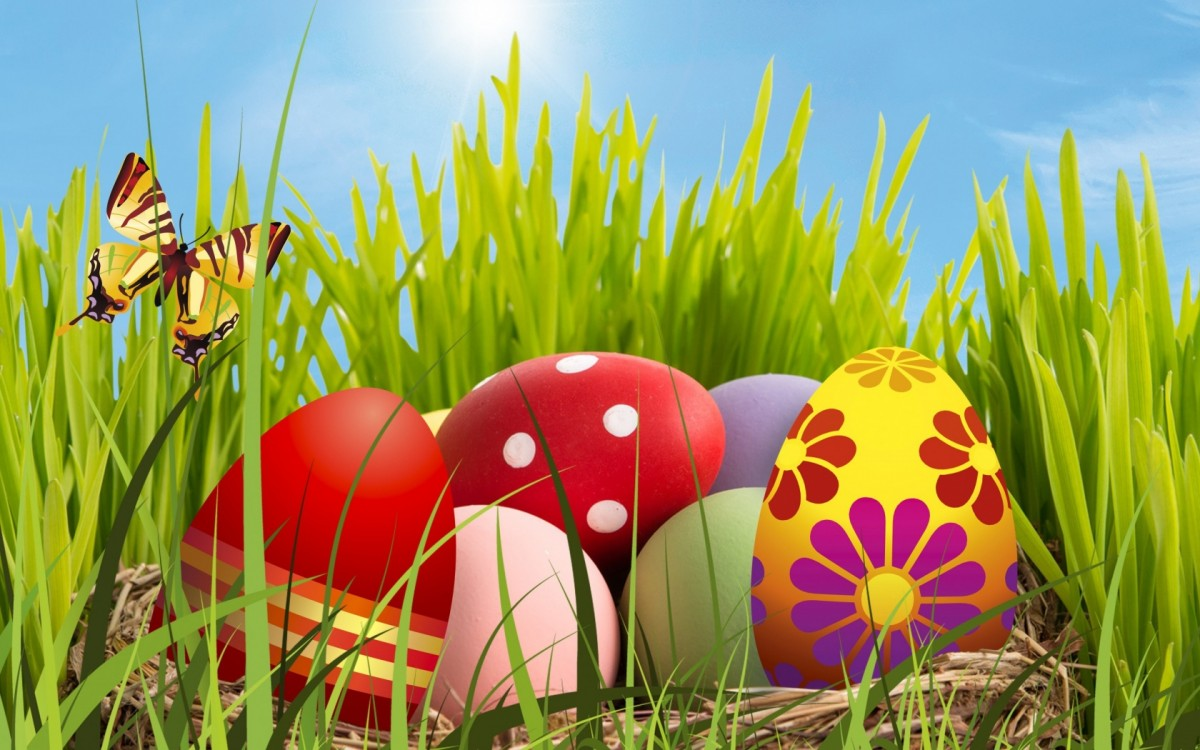Jigsaw Puzzle Solve jigsaw puzzles online - Easter eggs