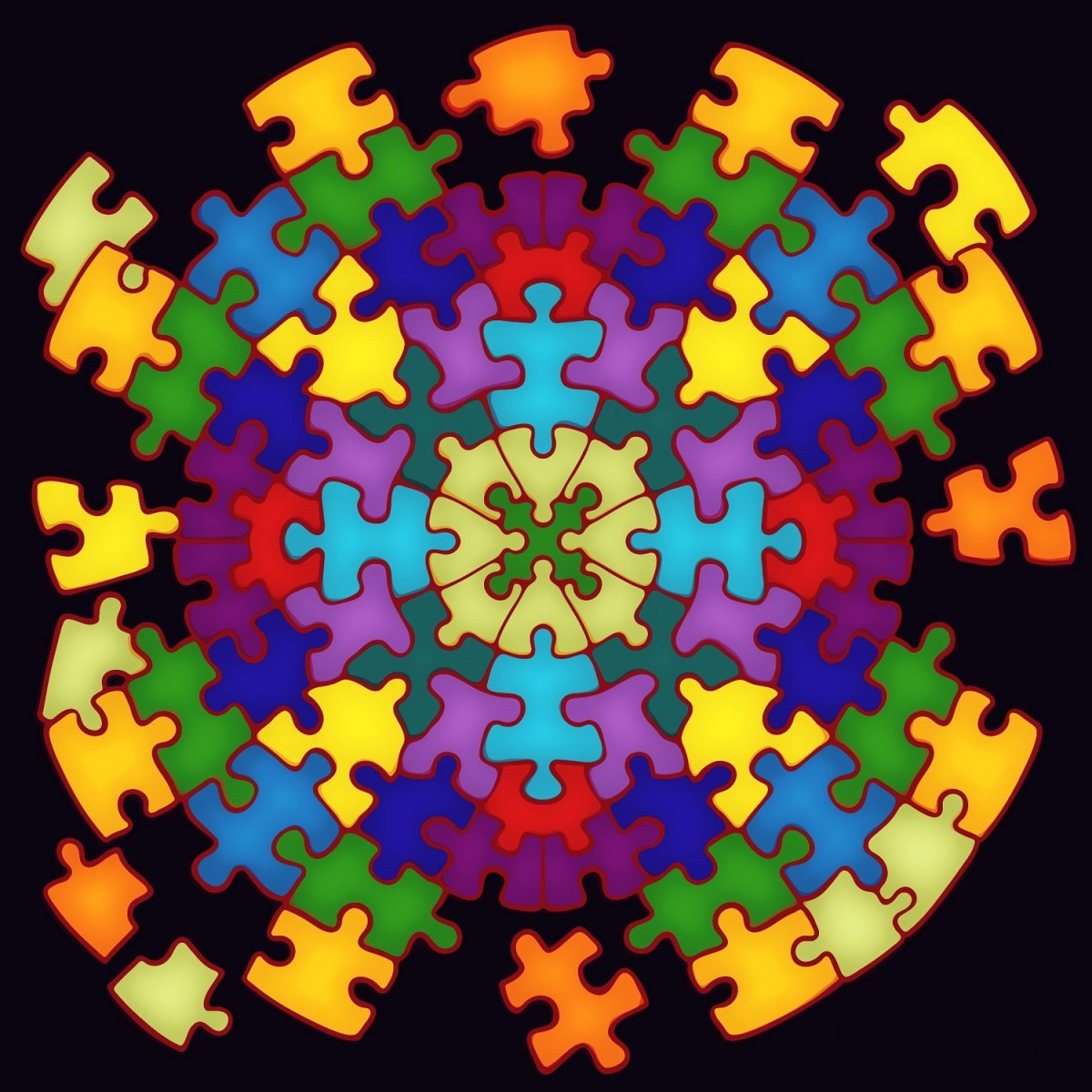 Jigsaw Puzzle Solve jigsaw puzzles online - Puzzles