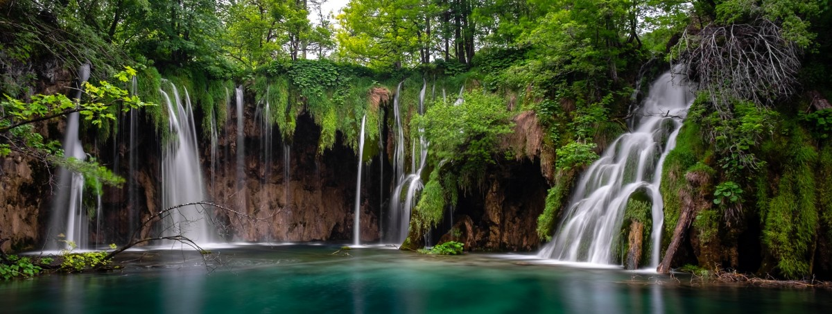 Jigsaw Puzzle Solve jigsaw puzzles online - Plitvice waterfalls