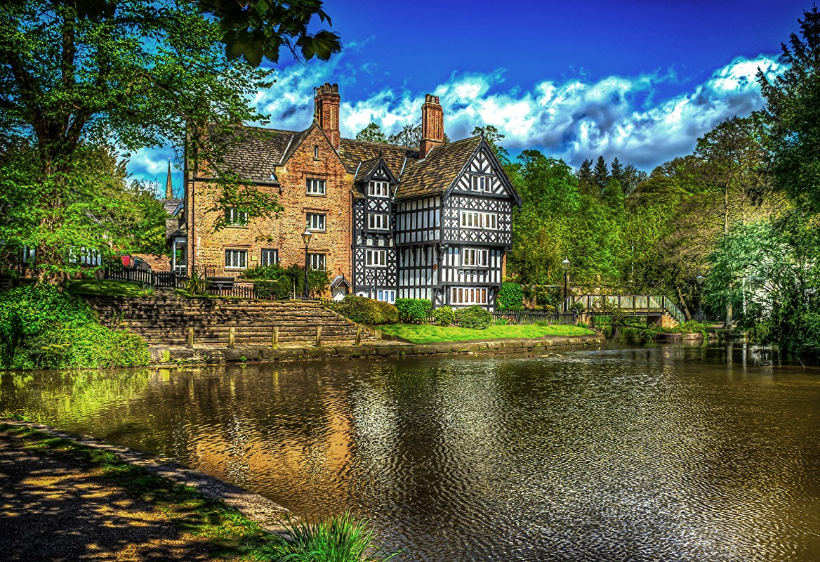 Jigsaw Puzzle Solve jigsaw puzzles online - The Estate Salford