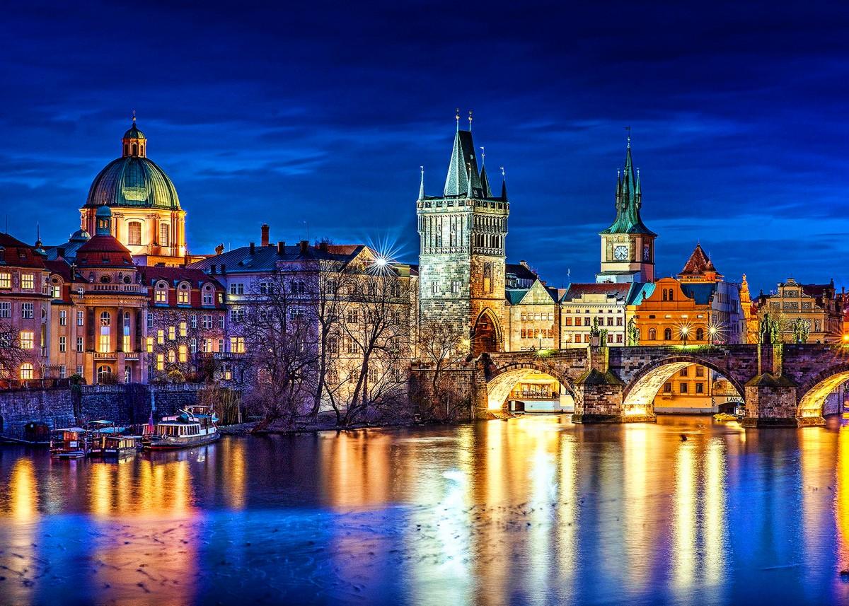 Jigsaw Puzzle Solve jigsaw puzzles online - Prague Czech Republic