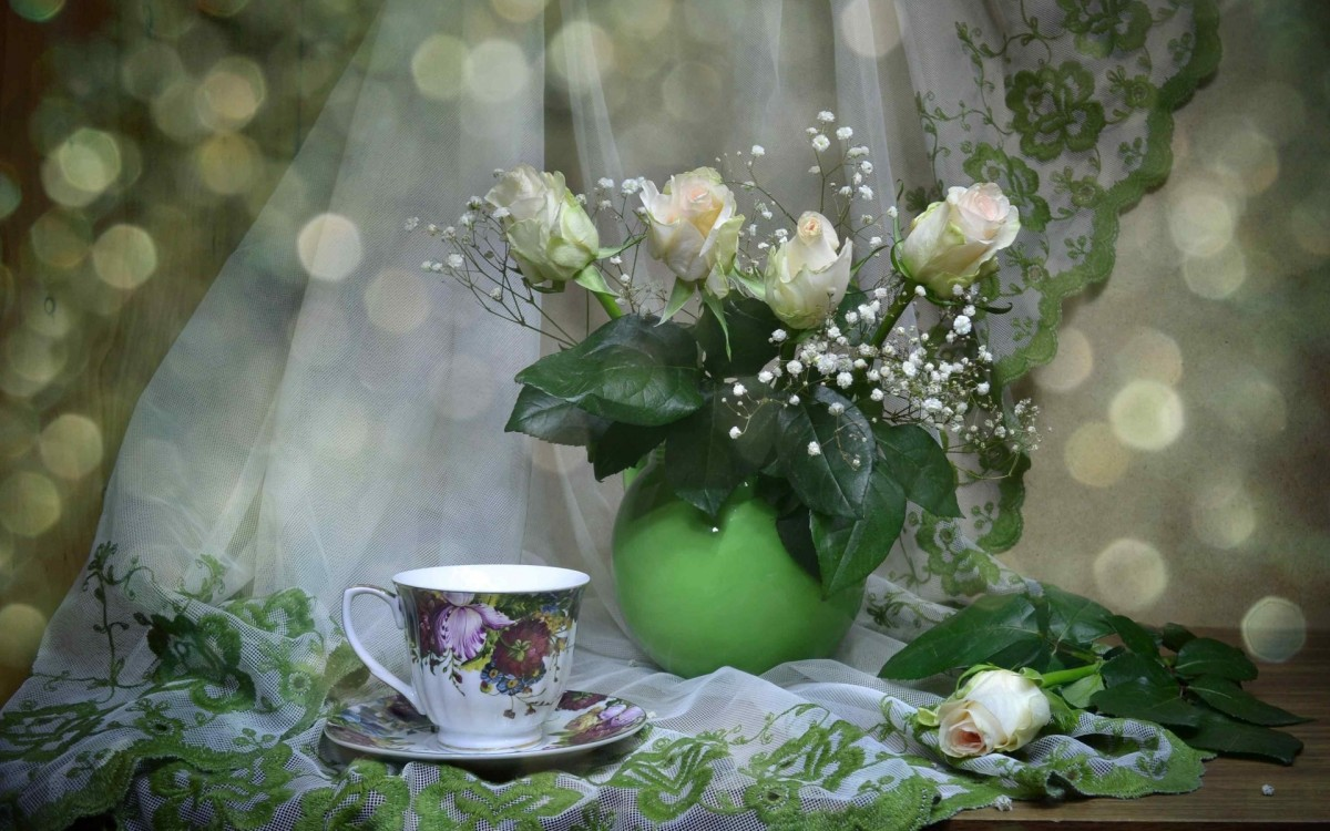 Jigsaw Puzzle Solve jigsaw puzzles online - Just roses