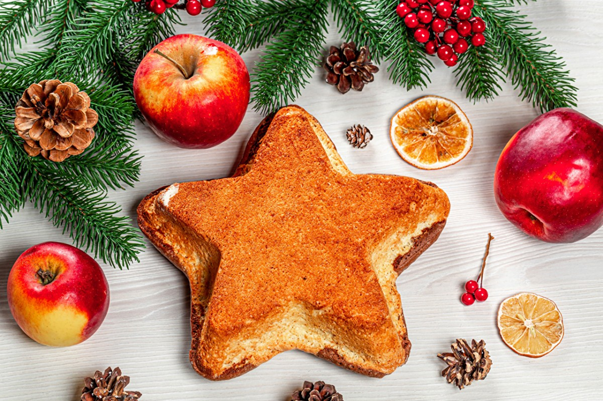 Jigsaw Puzzle Solve jigsaw puzzles online - Gingerbread star