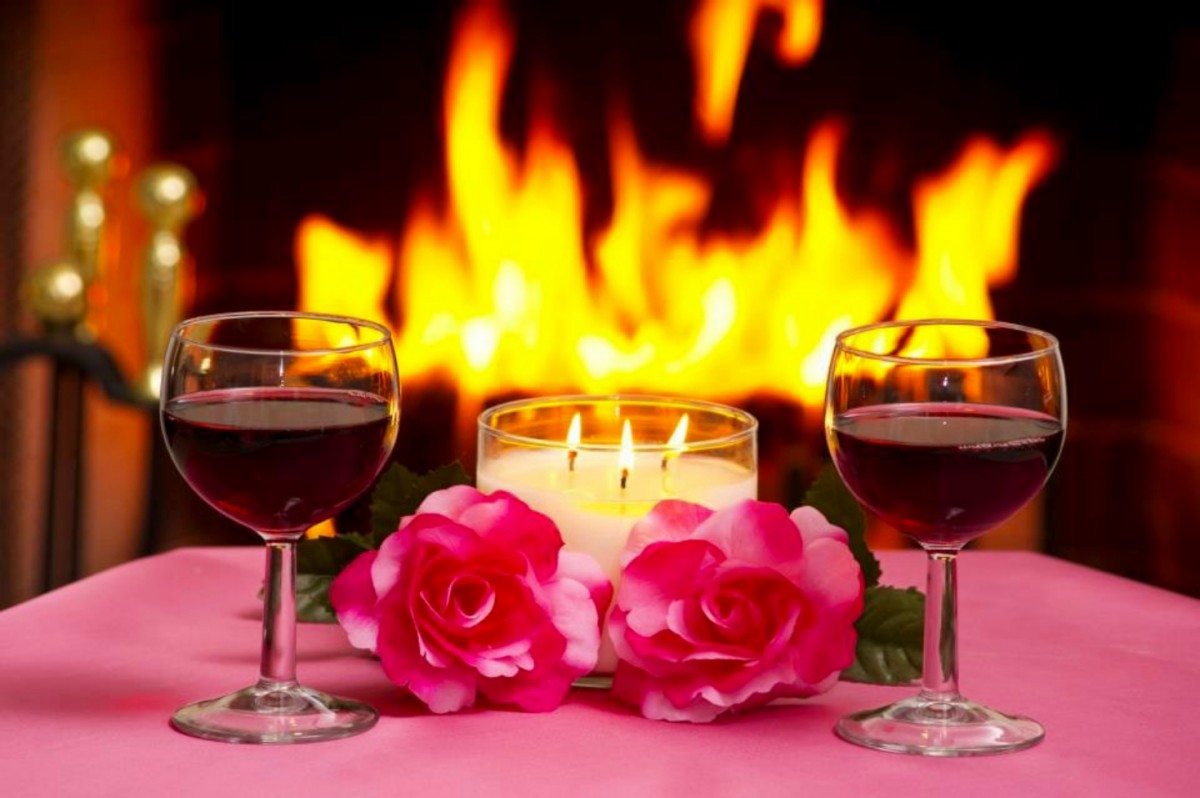 Jigsaw Puzzle Solve jigsaw puzzles online - A romantic evening