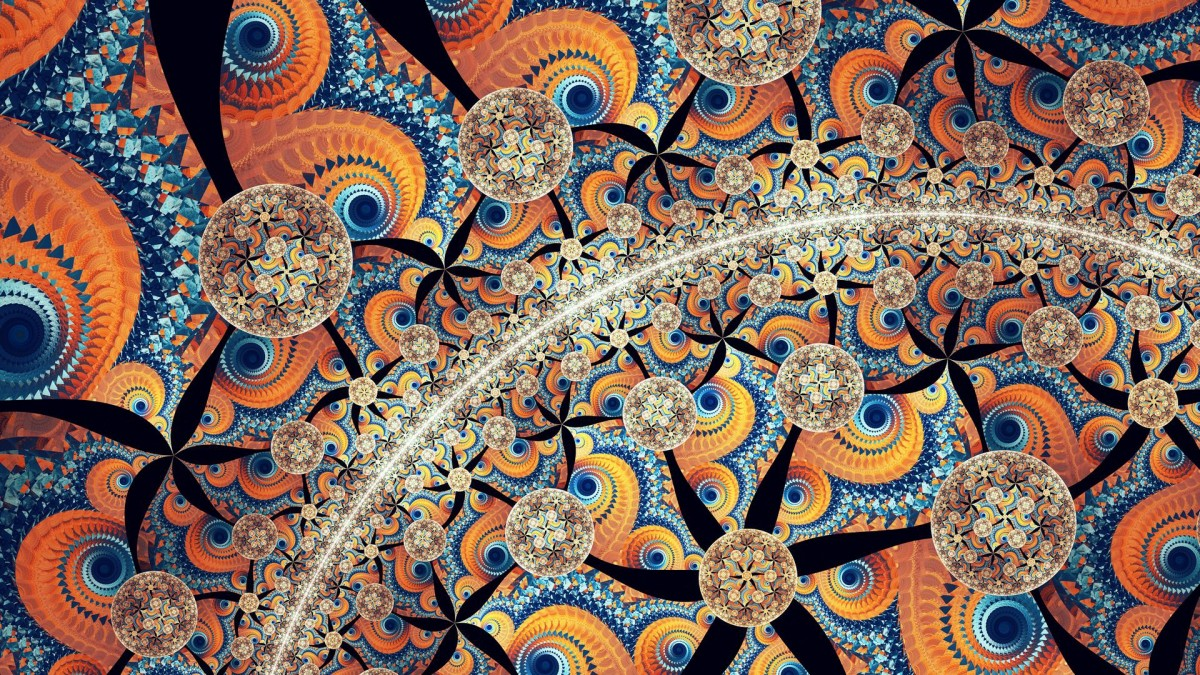 Jigsaw Puzzle Solve jigsaw puzzles online - Spiral and arc