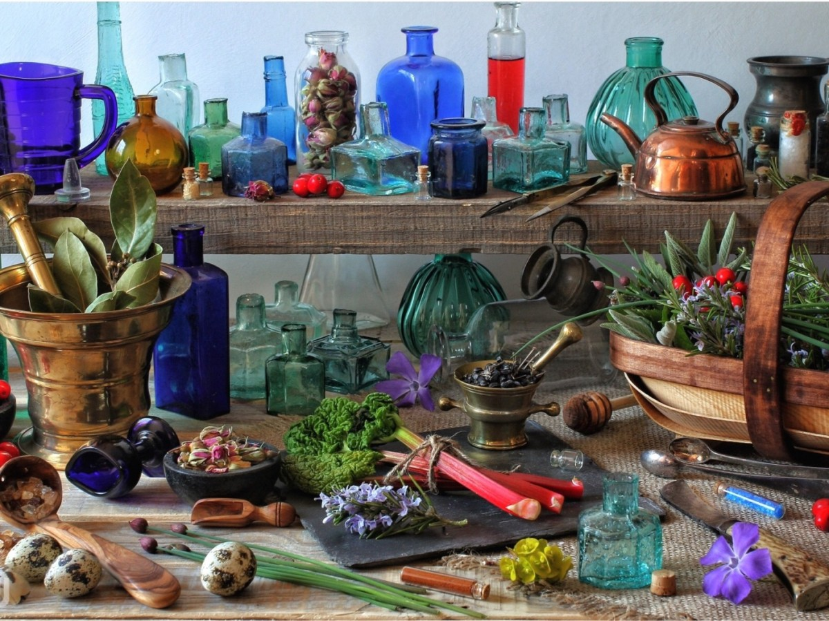 Jigsaw Puzzle Solve jigsaw puzzles online - Glass still life