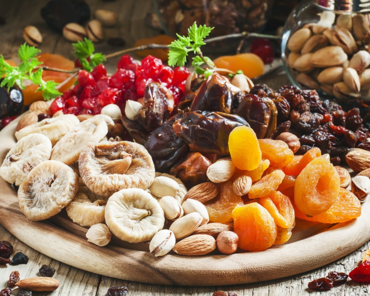 Jigsaw Puzzle Solve jigsaw puzzles online - Dried fruits
