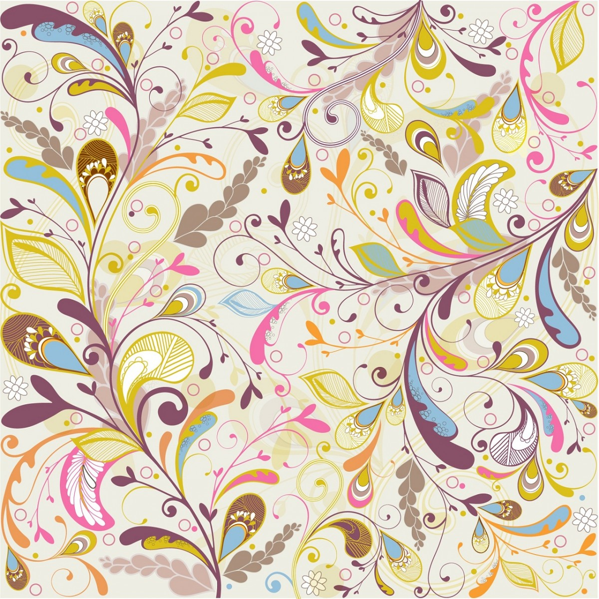 Jigsaw Puzzle Solve jigsaw puzzles online - Bright pattern