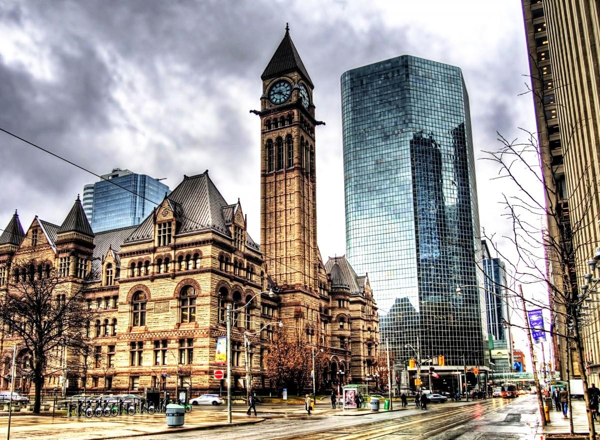 Jigsaw Puzzle Solve jigsaw puzzles online - Toronto Canada