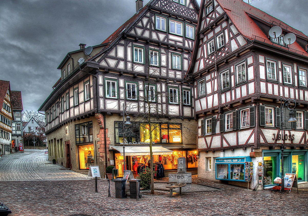 Jigsaw Puzzle Solve jigsaw puzzles online - Waiblingen Germany