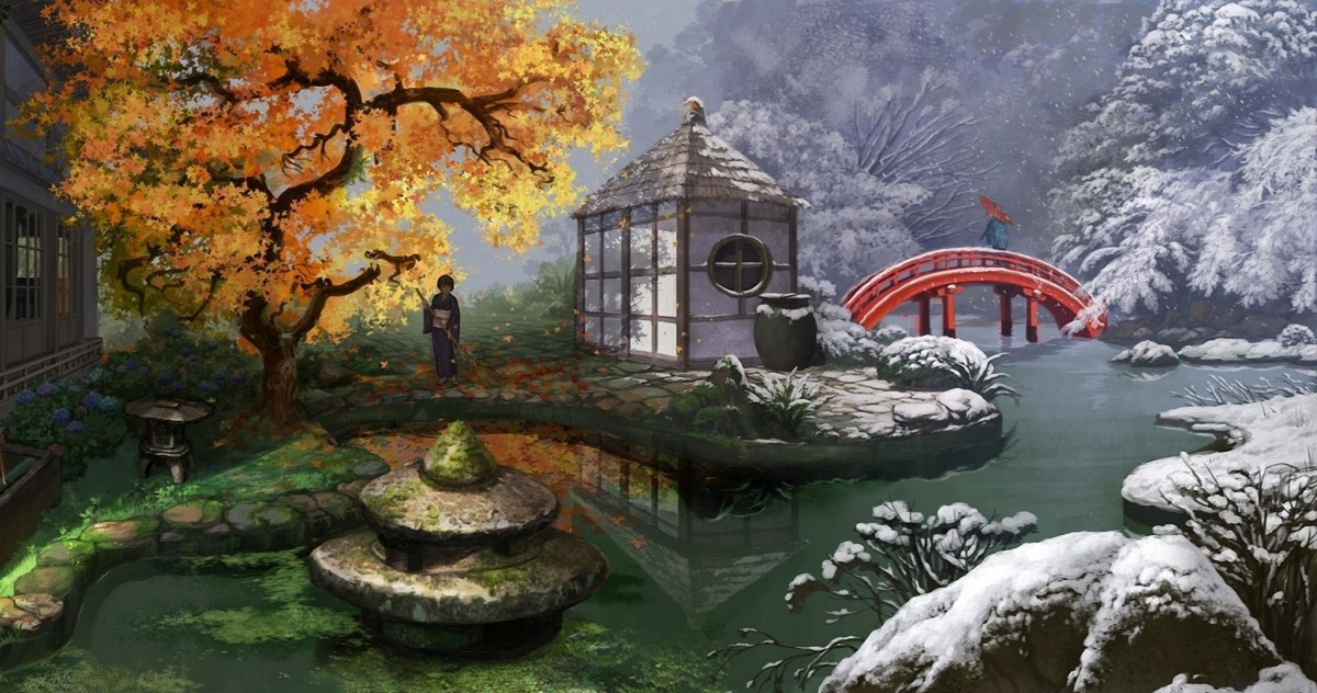 Jigsaw Puzzle Solve jigsaw puzzles online - The autumn meeting with zymo