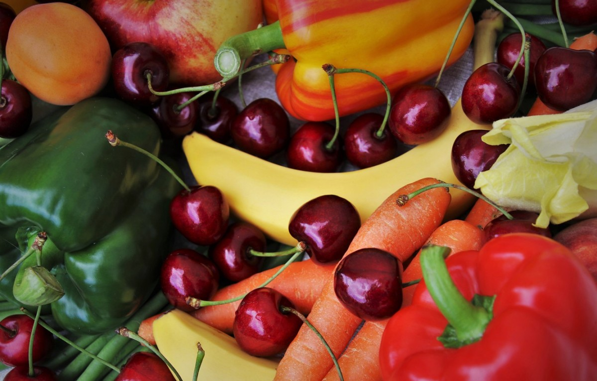 Jigsaw Puzzle Solve jigsaw puzzles online - Berries and fruits