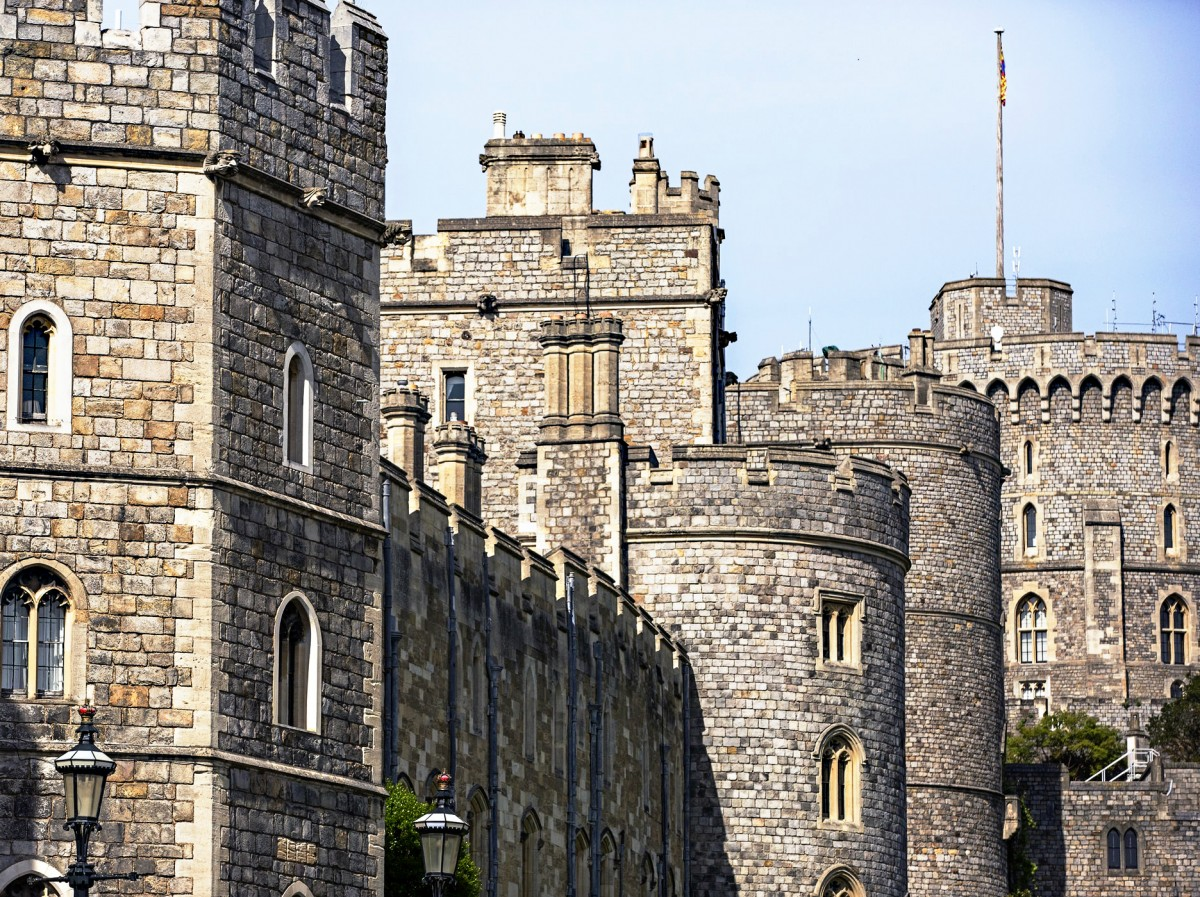 Jigsaw Puzzle Solve jigsaw puzzles online - The Windsor Castle