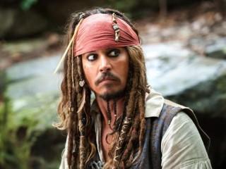 Собирать пазл Jack Sparrow онлайн
