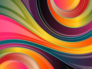 Собирать пазл Abstract wave онлайн