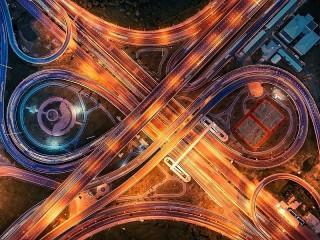 Собирать пазл Highway онлайн