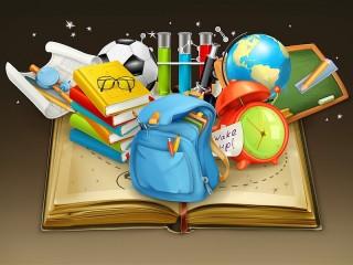 Собирать пазл Luggage for knowledge онлайн