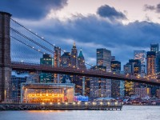 Собирать пазл Brooklyn bridge онлайн