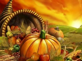 Собирать пазл The gifts of autumn онлайн