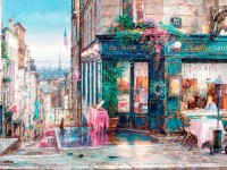 Собирать пазл Parisian dreams онлайн