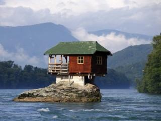 Собирать пазл House of hermit онлайн