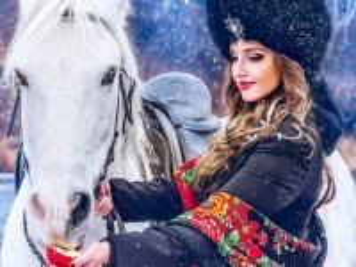 Собирать пазл Druzya онлайн