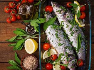 Собирать пазл Two fish онлайн