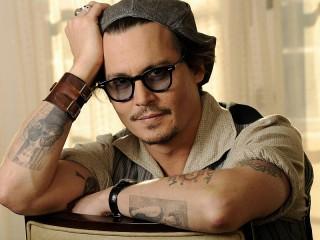 Собирать пазл Johnny Depp онлайн