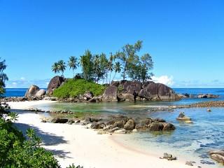 Собирать пазл exotic island онлайн