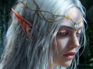 Собирать пазл Elf онлайн