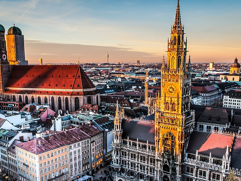 Jigsaw Puzzle Solve jigsaw puzzles online - Germany