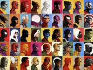 Собирать пазл Comics онлайн
