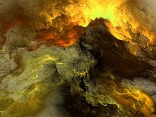 Собирать пазл Storm clouds онлайн
