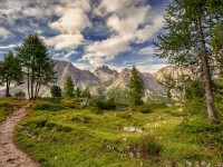 Собирать пазл Italian mountains онлайн