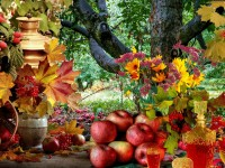 Собирать пазл From summer to autumn онлайн