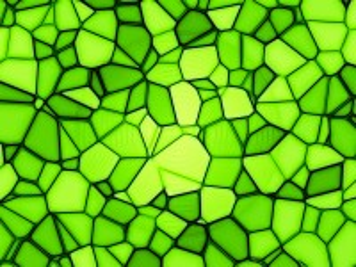 Собирать пазл Emerald stained glass онлайн
