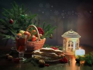 Собирать пазл For the New year онлайн