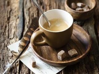 Собирать пазл Caramel coffee онлайн