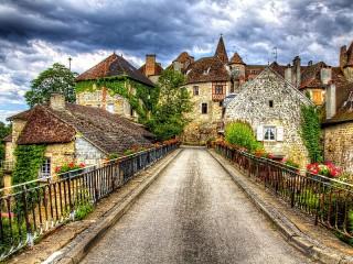 Собирать пазл Carnac France онлайн