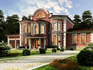 Собирать пазл Kirpichniy dom онлайн