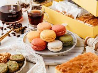 Собирать пазл Coffee and cookies онлайн