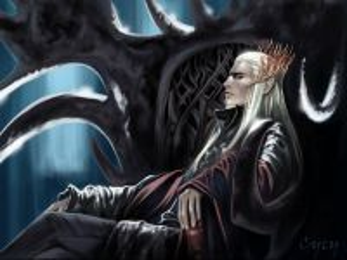 Собирать пазл Thranduil the King онлайн