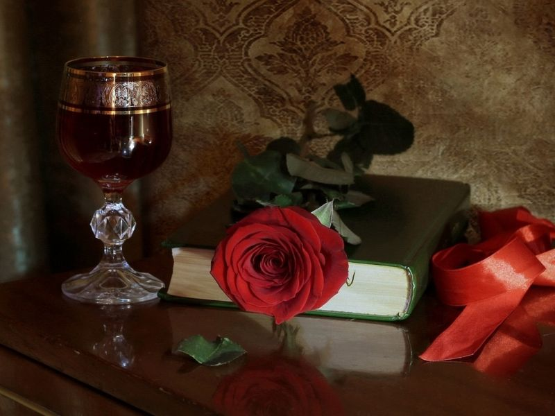 Jigsaw Puzzle Solve jigsaw puzzles online - Red rose