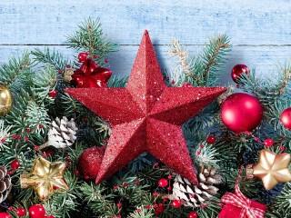 Собирать пазл Red star онлайн