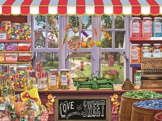 Собирать пазл Favorite Sweets онлайн