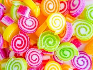 Собирать пазл Gummy snail онлайн