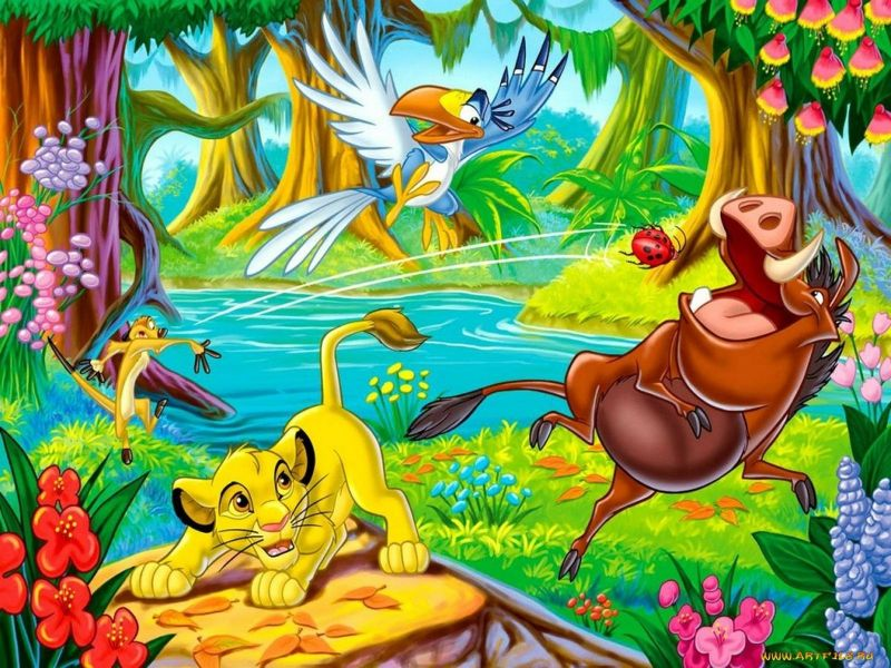 Jigsaw Puzzle Solve jigsaw puzzles online - Accurate Timon