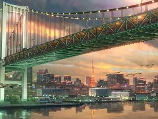 Собирать пазл Bridge онлайн