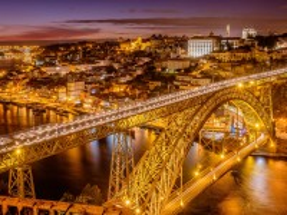 Собирать пазл The bridge in Portugal онлайн
